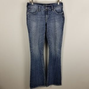 Silver Suki Boot Cut Womens Medium Wash 29x34